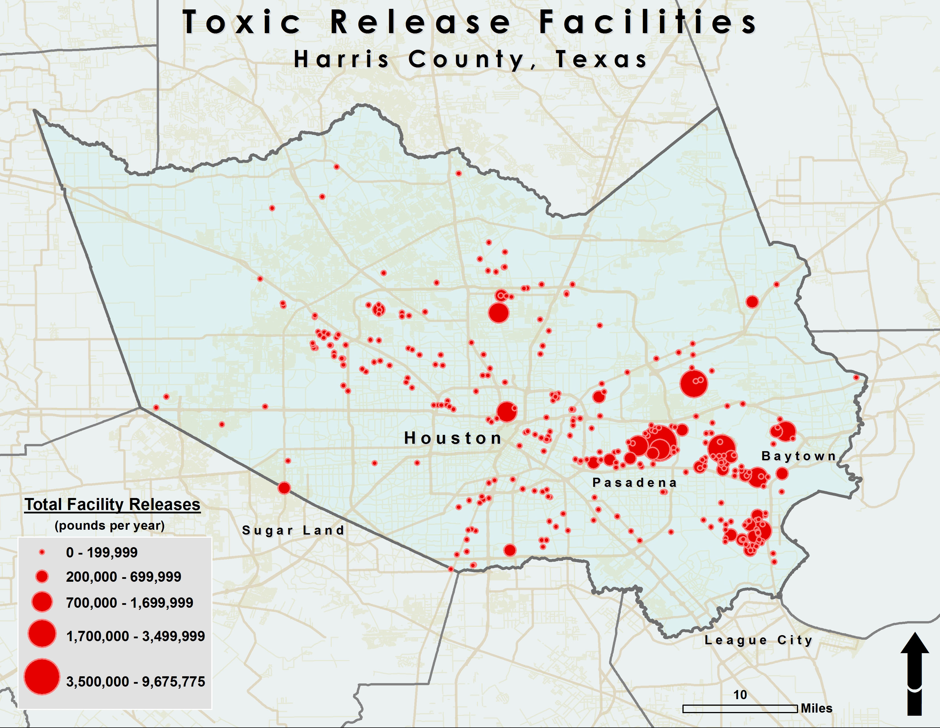 Toxic Release Facilities